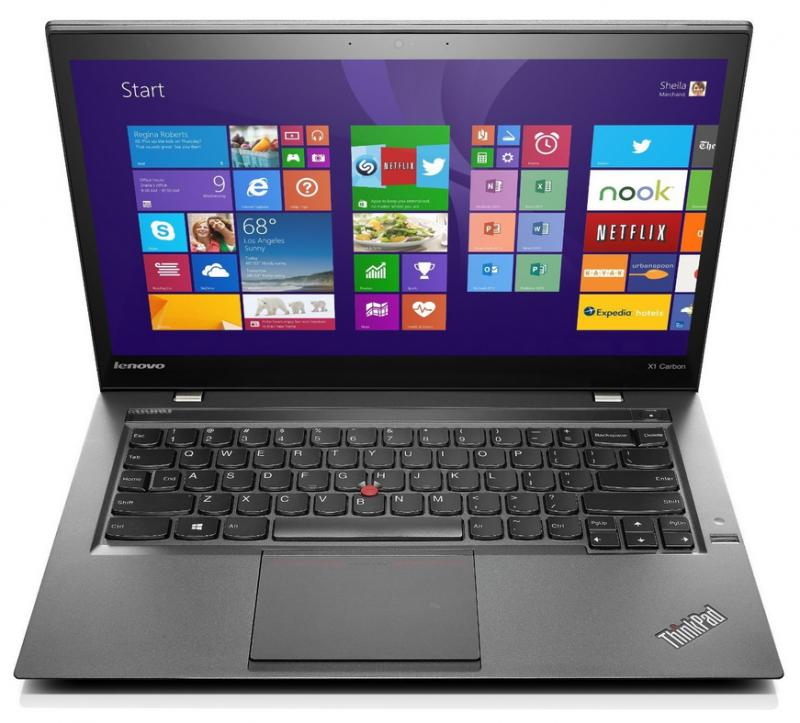 LENOVO THINKPAD X1 CARBON 14 2560X1440 I7 5500U 2 4GHZ